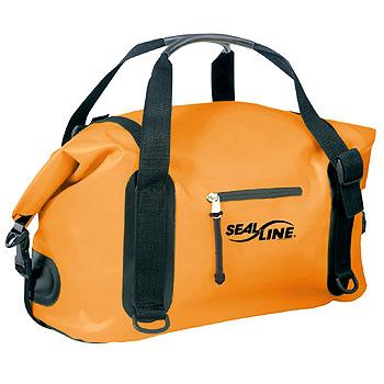 SEAL LINE(シールライン) ワイドマウス・ダッフル 80L オレンジ 32544