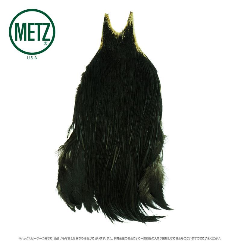 ティムコ(TIEMCO) メッツ コックネック #1 ブラック 161000190109