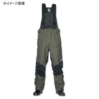 ダイワ(Daiwa) ゴアテックス(R)プロシェル ストレッチレインサロペットパンツ Men's 2XL カーキ 04533328