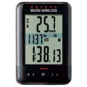 自転車アクセサリー キャットアイ CAT 格安激安 EYE 激安 激安特価 送料無料 マイクロワイヤレス CC-MC200W CC-MC200WL BLACK