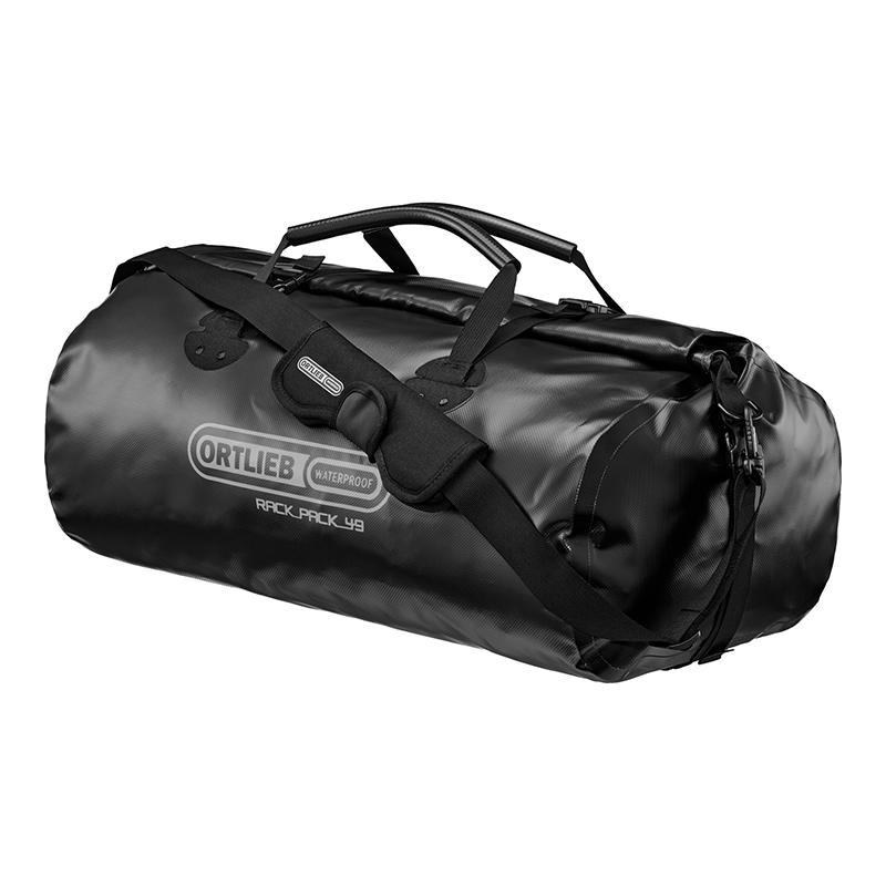 ストアー 自転車バッグ ORTLIEB オルトリーブ ラックパック L 超歓迎された K63 49L 防水バッグ RACK-PACK ブラック