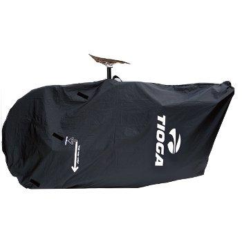 自転車バッグ TIOGA 大規模セール タイオガ COCOON BAR02800 ブラック 期間限定送料無料 コクーン