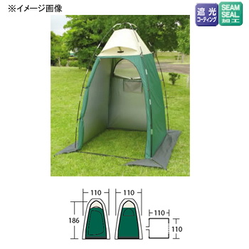 ogawa(小川キャンパル) プライベートテントST-III ダークグリーン×アイボリー 7760