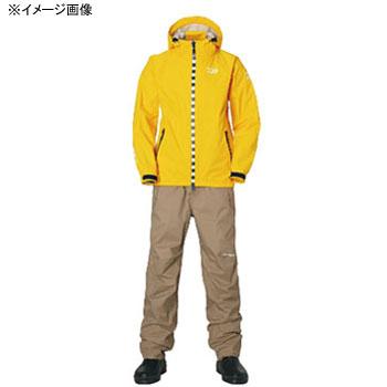 ダイワ(Daiwa) DR-3302 レインマックス レインスーツ M サフラン 04536107, Clear(クリア) 84697e38