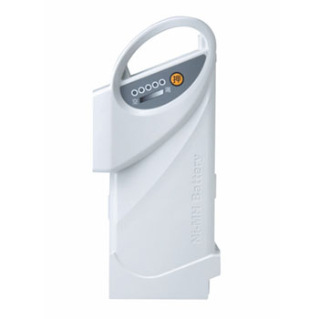 パナソニック(Panasonic) YD-979 電動アシスト自転車用バッテリー(NKY214B02/Ni-MH/24V-3.1Ah) ホワイト YD-979