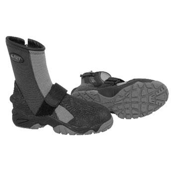 エヌアールエス(NRS) ATB Wet Shoe 10inch Gray×Black
