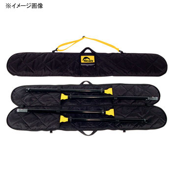 Seals(シールズ) Kayak Paddle Bag(2Piece) Black SEJ99G01
