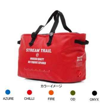 STREAM TRAIL(ストリームトレイル) CARRYALL DX-0 76L FIRE