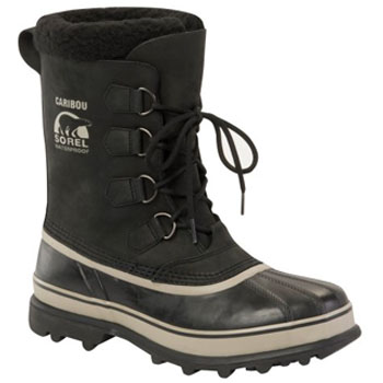 SOREL(ソレル) カリブー Men's 14/32.0cm 014(Black×Tusk) NM1000