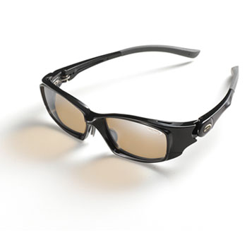 サイトマスター(Sight Master) インテグラル ブラック ライトブラウン×シルバーミラー 775110152100