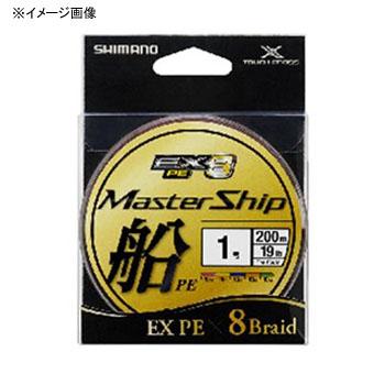 シマノ(SHIMANO) MasterShip 船PE EX8 300m 0.8号 PL-F78M 5C    0.8