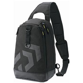 タックルバッグ 驚きの値段 ダイワ Daiwa D ワンショルダーバッグ アウトレットセール 特集 BK ブラック C 04714362