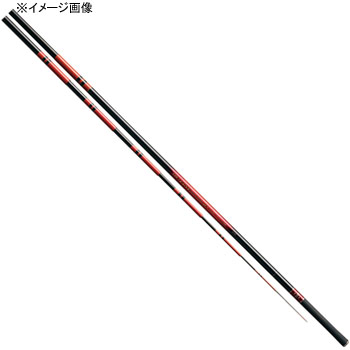 がまかつ(Gamakatsu) がま鮎 ファインスペシャル4 H 8.1m レッド 23018-8.1 【大型商品】