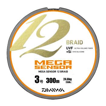 ダイワ(Daiwa) メガセンサー12ブレイド 300m 3号 04629952