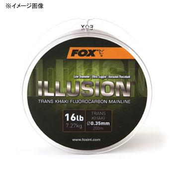FOX(フォックスインターナショナル) イリュージョン トランズカーキ 600M 19lb