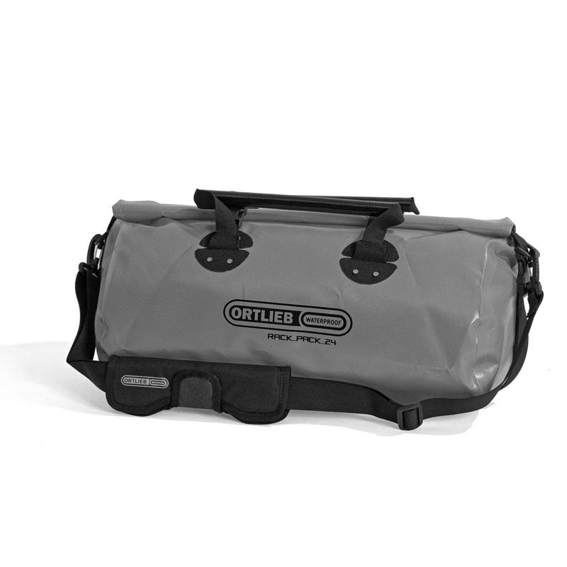 ORTLIEB(オルトリーブ) ラックパック S 24L 防水バッグ RACK-PACK 24L/S アスファルト K61H5