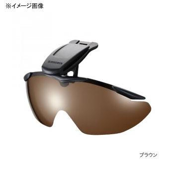 偏光グラス 待望 シマノ SHIMANO HG-002N 41323 スモーク 国内在庫 マットブラック キャップクリップオングラス