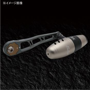 リブレ(LIVRE) BJ(ビージェイ) シマノM7用 左巻き 92-100mm GMT(ガンメタ×チタン) BJ-91M7L-GMT