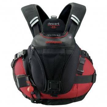 ストールクイスト Descent PFD SM/MD Fireball Red 523130