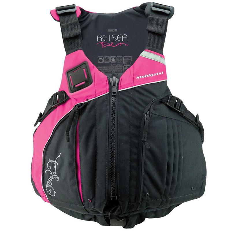 ストールクイスト Betsea PFD LG/XL Pink×Black 520241