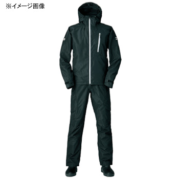 ダイワ(Daiwa) D3-3105 レインマックス ハイパー D3 バリアスーツ XL ブラック 04518673