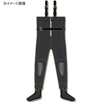アングラーズデザイン(Anglers-Design) ハイブリッドウェーダーIII L(27cm) ブラック ADW-12
