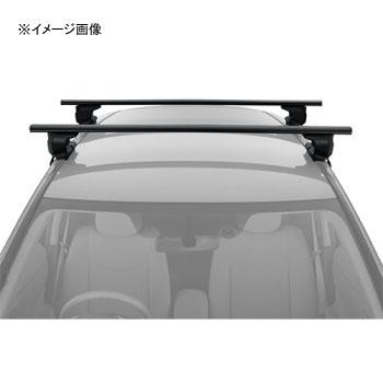 カーメイト(CAR MATE) XS250 エアロベースステー スムースルーフヨウ BK(ブラック) XS250