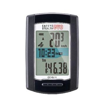 キャットアイ(CAT EYE) CC-GL11 ステルス エボ GPS CC-GL11