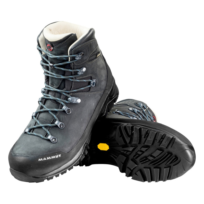 MAMMUT(マムート) Trovat Guide High GTX(R) Men's 9/27.5cm graphite×chill 3020-04740