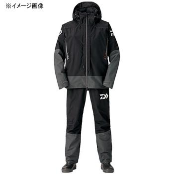 ダイワ(Daiwa) DR-1506 ゴアテックス プロダクト コンビアップレインスーツ S ブラック 04534321