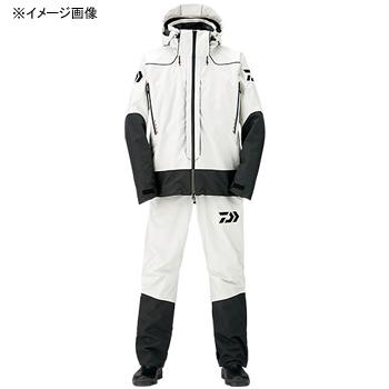 ダイワ(Daiwa) DR-1506 ゴアテックス プロダクト コンビアップレインスーツ 2XL ライトグレー 04534332