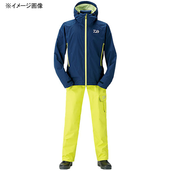 ダイワ(Daiwa) DR-3306 レインマックス レインスーツ 2XL ネイビー 04534468