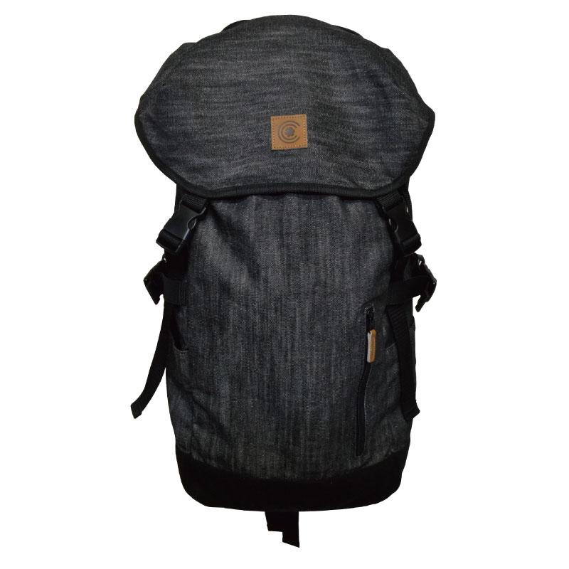 CASSETTE(カセット) JENE デイバッグ(サングラス専用ポケット) BLACK CAAC-701