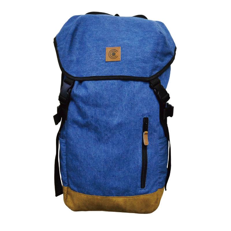 CASSETTE(カセット) JENE デイバッグ(サングラス専用ポケット) BLUE CAAC-701