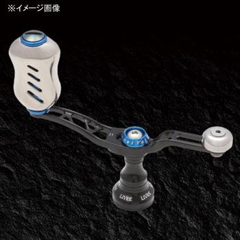 リブレ(LIVRE) UNION(ユニオン) ダイワ DS 右巻き用 37-43mm BKB(ブラック×ブルー) UN37-43DR-BKB