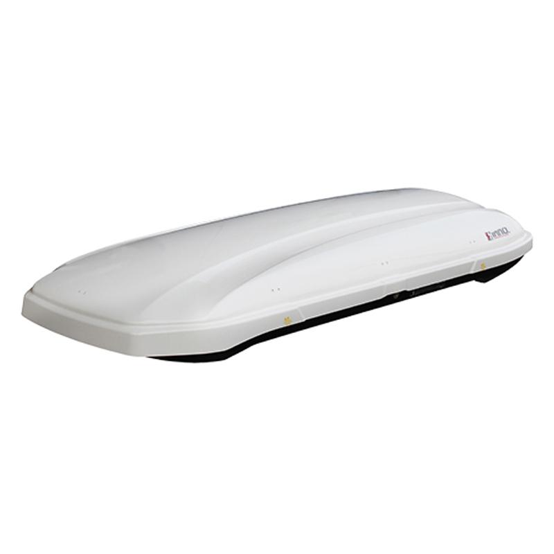 ROOF BOX55 BRQ55WH ルーフボックス【指定日不可・クレジットカードのみ】 300L ホワイト