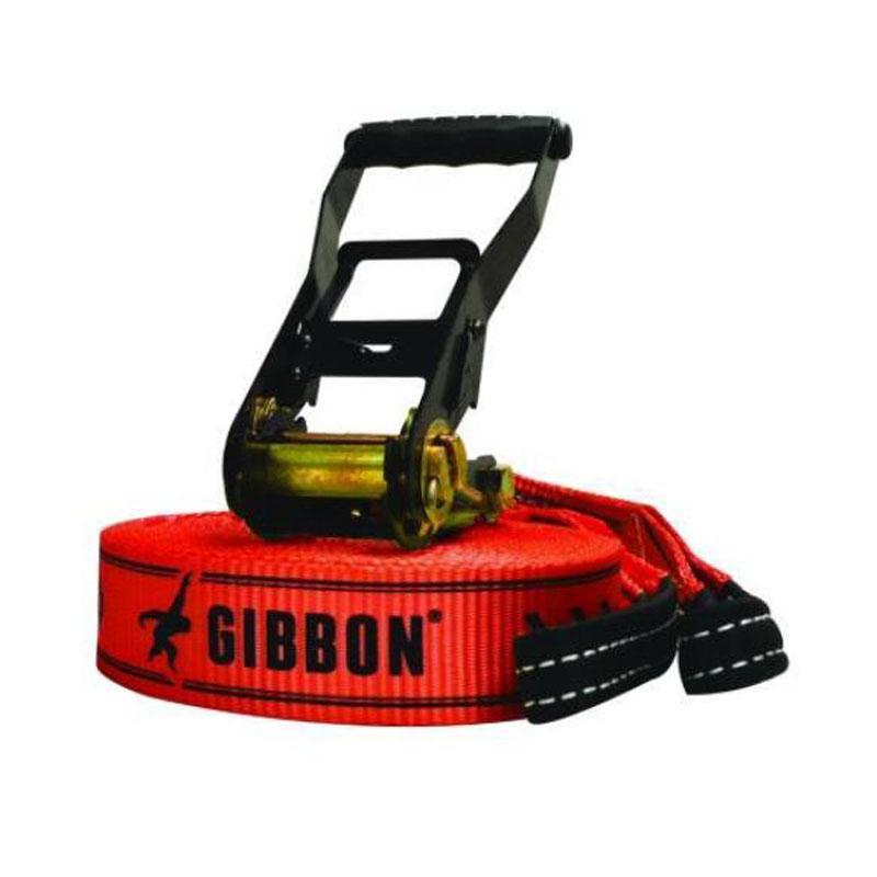 GIBBON(ギボン) RED CLASSIC LINE X13 15M-TREEPRO SET 25m レッド A010302