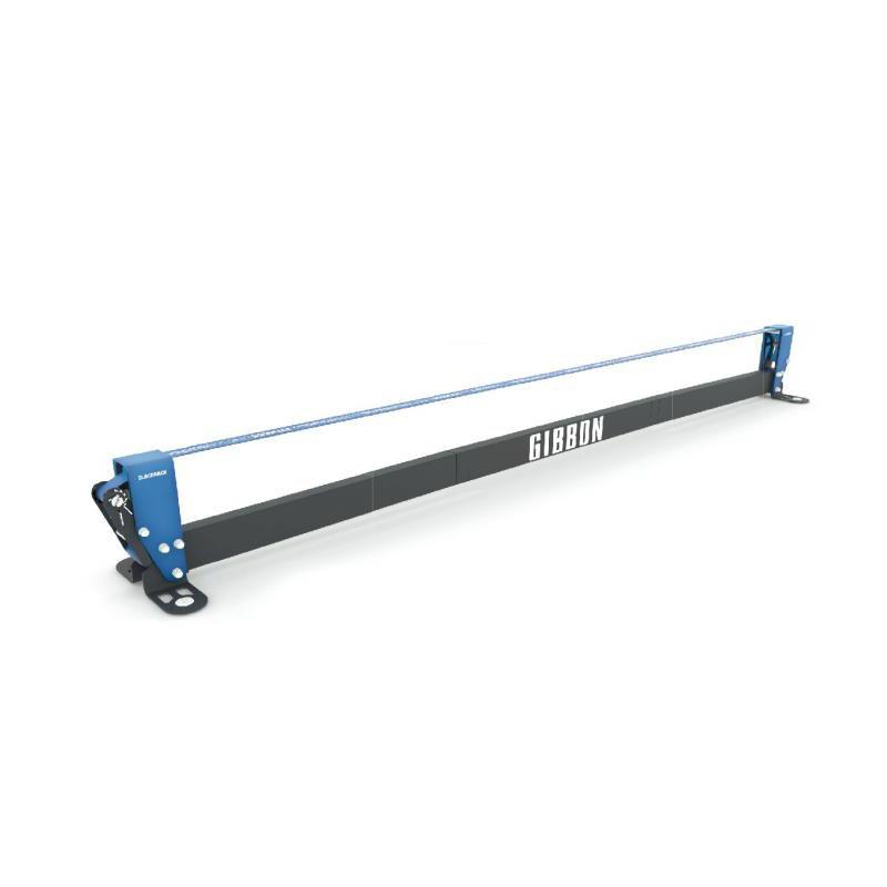 GIBBON(ギボン) FITNESS RACK フィットネスラック/スラックライン 3m ブラック×ブルー B010401