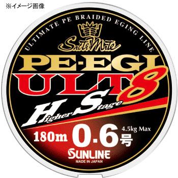 サンライン(SUNLINE) ソルティメイト PE EGI ULT HS8 180m 0.4号