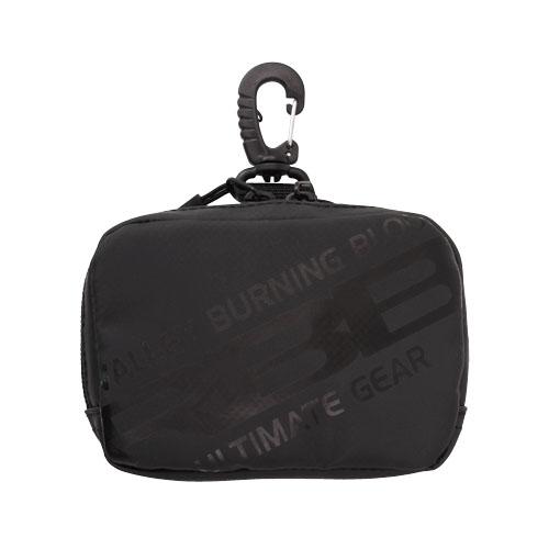 タックルバッグ リバレイ ブランド買うならブランドオフ RBB ターポリンポーチミニ ブラック×ブラック 8742 格安