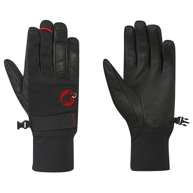 MAMMUT(マムート) Climb Glove 7 0001(black) 1090-04780