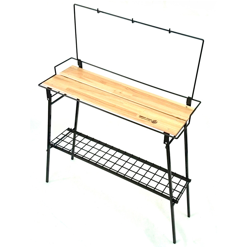 ネイチャートーンズ(NATURE TONES) The Folding Bar Counter Table ダークブラウン BT-DB