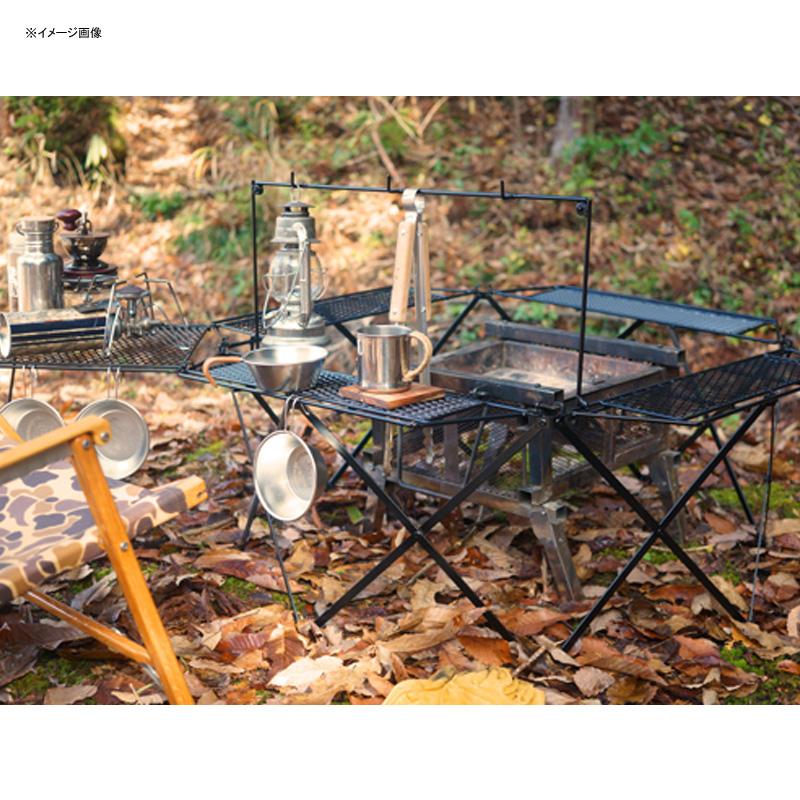 ネイチャートーンズ(NATURE TONES) THE OCTAGON FIRE TABLE オプションセット 6.7kg 耐熱ブラック OCTFT-TB+OP