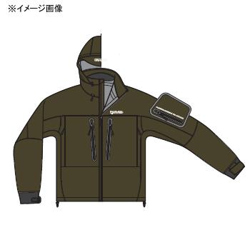 パズデザイン BSトラウトレインジャケット L ブラウン ZBR-006