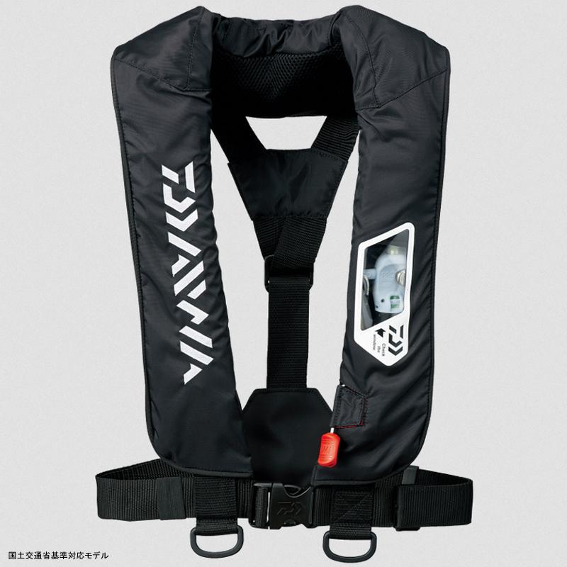 DF-2007 ウォッシャブルライフジャケット(肩掛けタイプ手動・自動膨脹式)