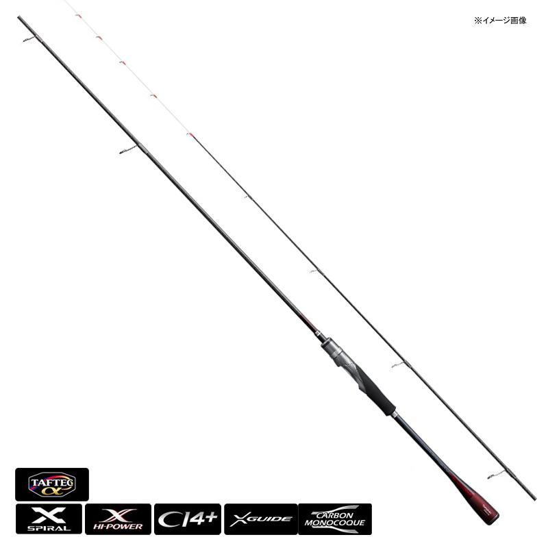 シマノ(SHIMANO) セフィア エクスチューン ティップエギング S610LS 37904 【大型商品】