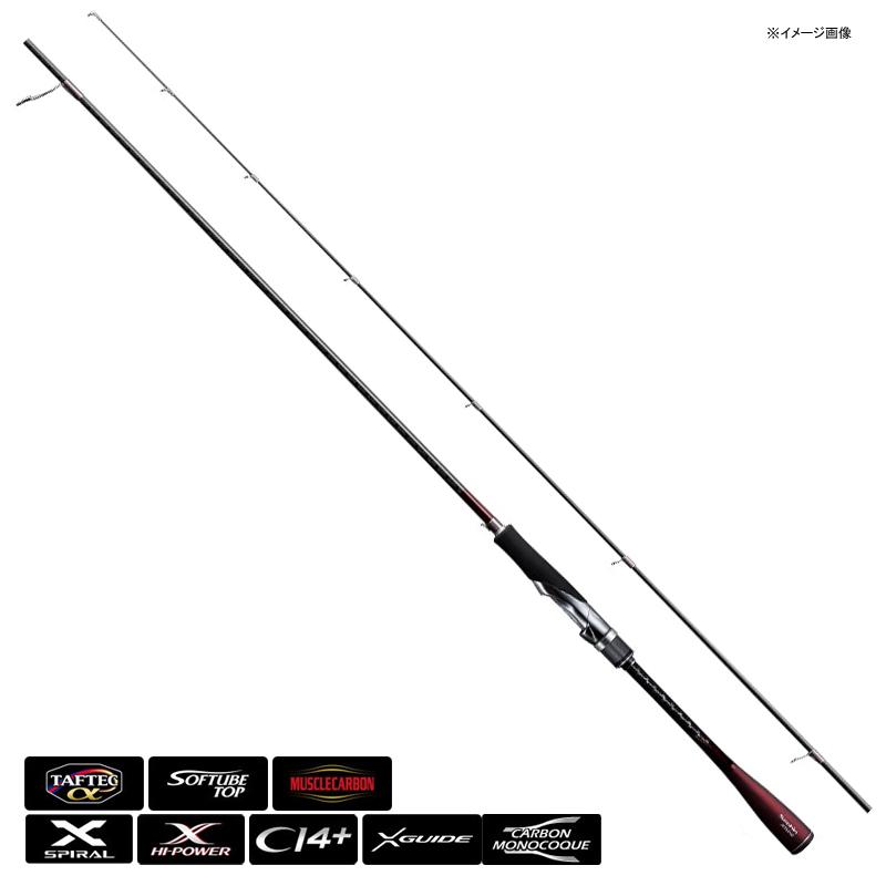 シマノ(SHIMANO) セフィア エクスチューン S706ML 37905