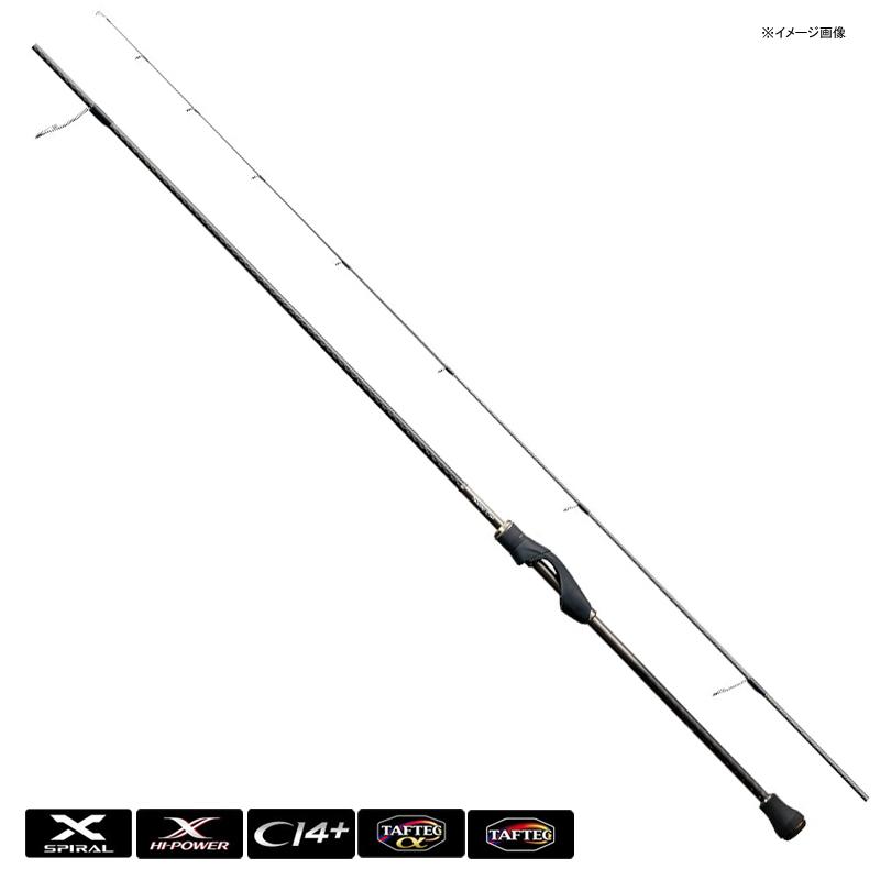 シマノ(SHIMANO) ソアレCI4+ ディ-プ アジング VC-B606ML-S 37829 【大型商品】