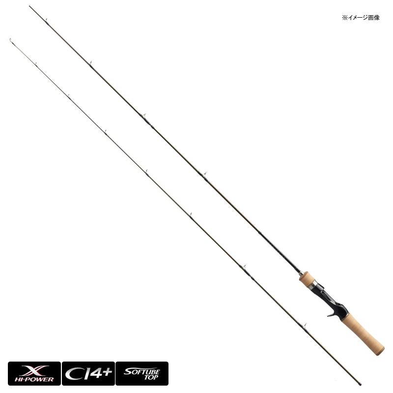 シマノ(SHIMANO) カーディフ NX B64L 37225