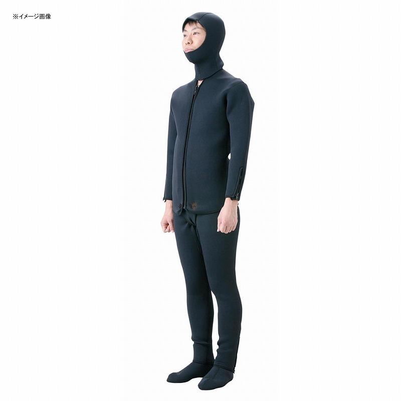 プロマリン(PRO MARINE) ウェットスーツ(4点セット) LL ブラック WPM015